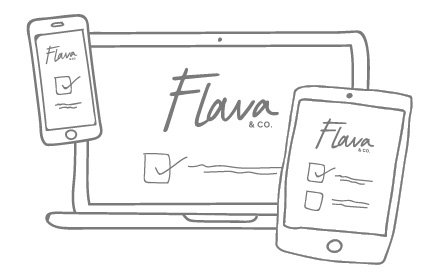 Convenience Meals Joburg - Flava & Co