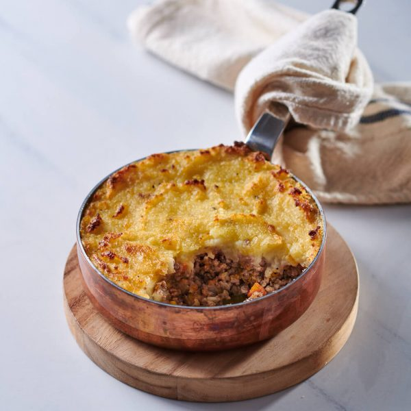 flava and co frozen cottage pie