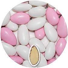Almonds (pink and white)