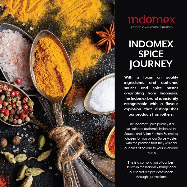 Indomex - Spice Boxes
